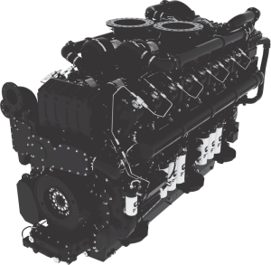 G-DRIVE Motor QSK95