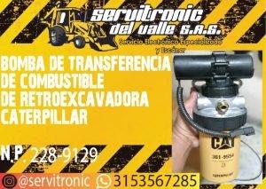 BOMBA DE TRANSFERENCIA DE COMBUSTIBLE CATERPILLAR REF.349-1063