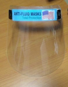 Mascara antifluido