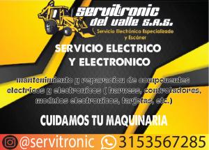 SERVICIO ELECTRICO Y ELECTRONICO DE MAQUINARIA Y AGRICOLA.