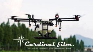 Vídeo y Fotografía Aérea en calidad HD y 4K para aplicaciones agrícolas por vía aérea con equipos aéreos no tripulados drones