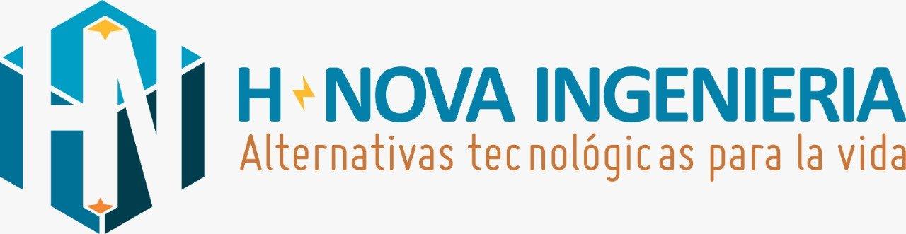 Logo vendedor destacado: H NOVA INGENIERIA<