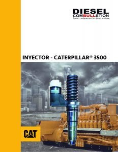 VENTA INYECTORES CATERPILLAR 3126E – 3116 – C15 – 3406