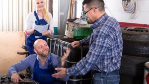Consultoría gerencial para mejoras de procesos de mantenimiento