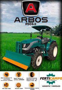 Se vende ARBOS P3504