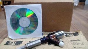 Inyector Cat motor C6.4 Cat 320D