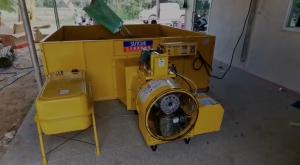 Secadora de grano SKS 480D