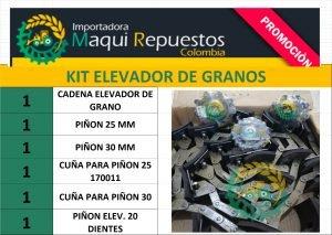 KIT ELEVADOR DE GRANOS