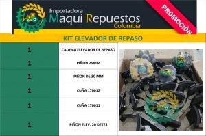 KIT ELEVADOR DE REPASO