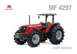 Tractor MF 4297