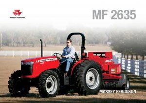 Tractor MF 2635