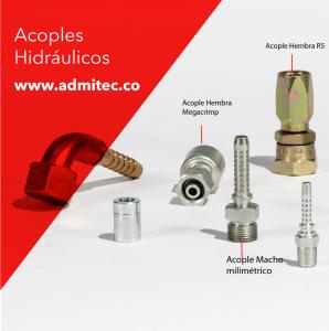 ACOPLES HIDRÁULICOS