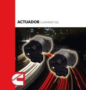 PARTES MOTOR ISX