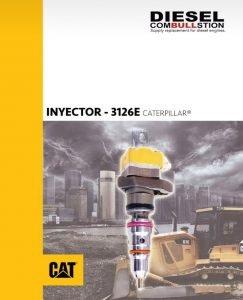 INYECTOR  3226E CATERPILLAR