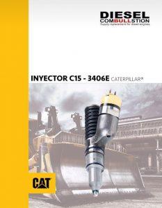 INYECTOR C15 – 3406E CATERPILLAR