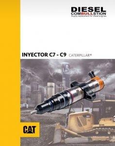 INYECTOR C7 – C9 CATERPILLAR