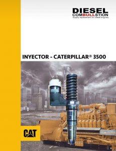 INYECTOR  CATERPILLAR 3500