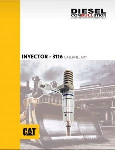 INYECTOR 3116 CATERPILLAR