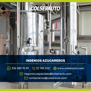Avalúo Ingenio Azucarero