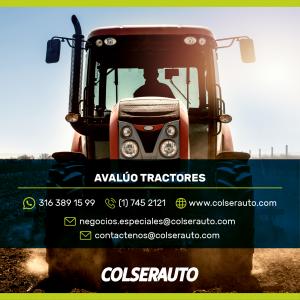 Avalúo de Tractores