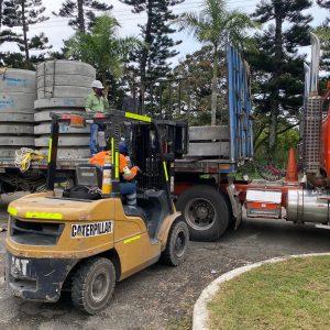 Alquiler Montacargas Ibagué – Servicios en el sector de la construcción.