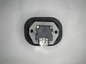 Interruptor de alimentación dual/nuevo/para Ford New Holland Tractor TW15, TW25, 8630, 8730, 8830+