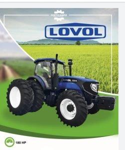 Tractor Lovol TR1804