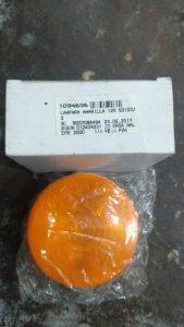 LAMPARA AMARILLA 12V REF 1094636