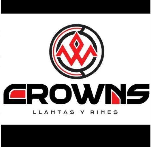 Logo vendedor destacado: CROWNS LLANTAS Y RINES<