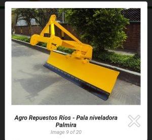 PALA NIVELADORA