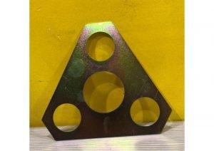 Placa Triangular Case – 85806016