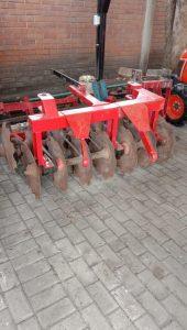 Rastra para tractor 25-50hp
