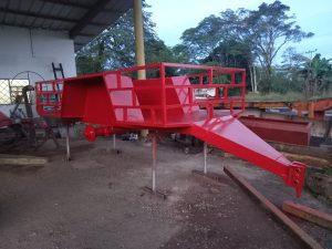 Zorrillo arrocero capacidad 5 toneladas