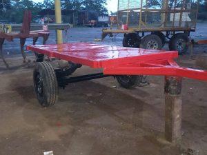 Plancha para carro