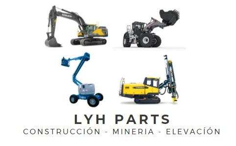 Logo vendedor destacado: LYH SAS<